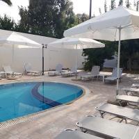 Hotel Dioni **+ Kréta, Rethymno