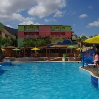 Hotel Eri Beach  Village **** Kréta, Hersonissos