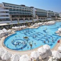 Hotel Crystal Waterworld Resort ***** Belek