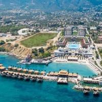 Hotel Cratos Premium ***** Kyrenia