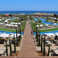 Hotel Concorde Luxury Resort ***** Bafra