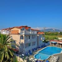 Garden Palace Hotel Laganas **** Zakynthos, Laganas