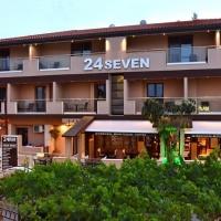 Hotel 24 Seven Boutique *** Kréta