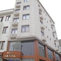Hotel Marina City *** Isztambul (Fatih)
