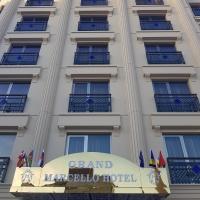 Hotel Grand Marcello **** Isztambul (Laleli)