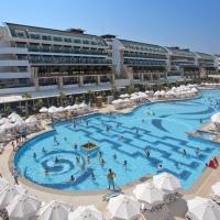 Hotel Crystal Waterworld Resort & Spa ***** Belek
