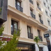 Hotel Asur *** Isztambul