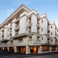 Hotel Recital **** Isztambul (Sultanahmet)