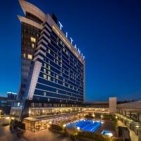 Hotel Titanic Business Golden Horn ***** Isztambul (Fatih)