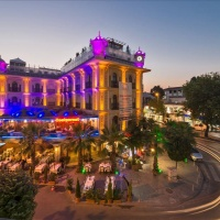 Hotel Celal Aga Konagi ***** Isztambul (Fatih)