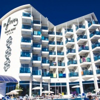 Hotel Infinity Beach Resort **** Alanya