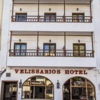 Velissarios Hotel ** Kréta, Hersonissos