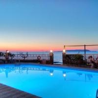 Hotel Sunset Beach *** Kréta, Kokkini Hani