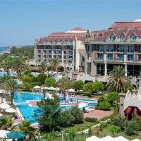 Nashira Resort Hotel & Aqua - Spa ***** Side