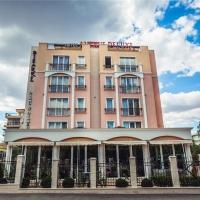 Hotel Avenue Deluxe *** Napospart