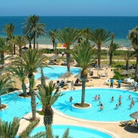 Hotel Houda Golf & Beach Club *** Monastir