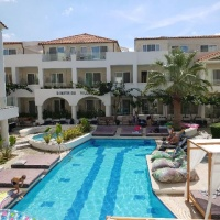Hotel Dimitrios Village Beach Resort **** Kréta, Rethymno