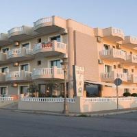 Ino Apartmanház - Paralia