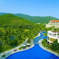 Hotel Golden Palm Resort **** Hainan