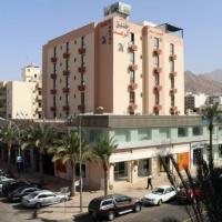 Hotel Al Raad *** Akaba