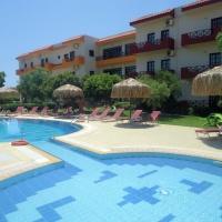 Portokali Hotel Apartments - Kréta, Anissaras