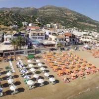 Hotel Eleni Beach *** Kréta, Stalida