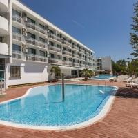 Hotel Zefir Beach *** Napospart