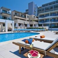 Hotel Iolida Beach **** Kréta, Agia Marina
