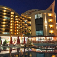 Hotel Fiesta M **** Napospart