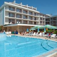 Hotel Mercury **** Napospart