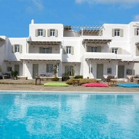 Hotel Yakinthos Residence *** Mykonos, Panormos