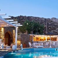 Adelmar Hotel and Suites **** Mykonos, Platis Yalos