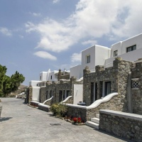Hotel Ftelia Bay **** Mykonos, Ftelia Bay