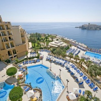 Hotel Corinthia St. George's Bay ***** St. Julians
