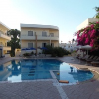 Hotel Yakinthos *** Nyugat-Kréta, Chania