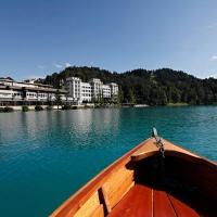 Grand Hotel Toplice ***** Szlovénia, Bled