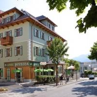 Best Western Premier Hotel Lovec **** Szlovénia, Bled