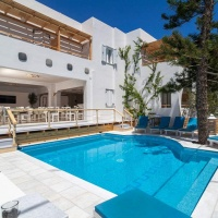 Hotel Amaryllis ** Santorini, Perissa