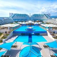 Limak Cyprus Deluxe Hotel ***** Bafra