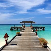 The Barefoot Eco Hotel *** Maldív-szigetek