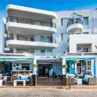 Hotel Alia Beach *** Kréta, Hersonissos