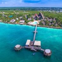 Hotel Essque Zalu Zanzibar Resort ***** Zanzibár, Nungwi beach