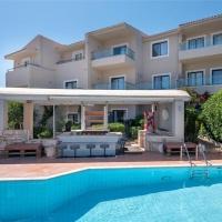 Eva Mare Hotel Suites *** Kréta, Agia Pelagia