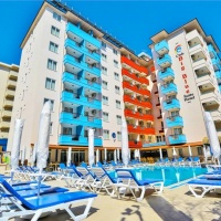 Club Big Blue Suite Hotel **** Alanya
