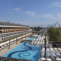 Aydinbey Queens Palace Hotel ***** Belek