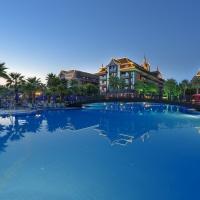 Siam Elegance Hotel & Spa Hotel ***** Belek