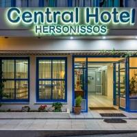 Central Hersonissos Hotel *** Kréta, Hersonissos