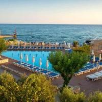 Silva Beach Hotel **** Kréta, Hersonissos