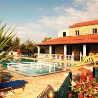 Blue Sky Apartmanház - Korfu, Sidari