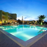 Eleftheria Hotel *** Nyugat-Kréta, Agia Marina